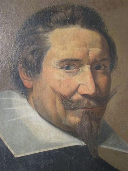 Tableau : Portrait de Jean Augustin Dubreucq (?)