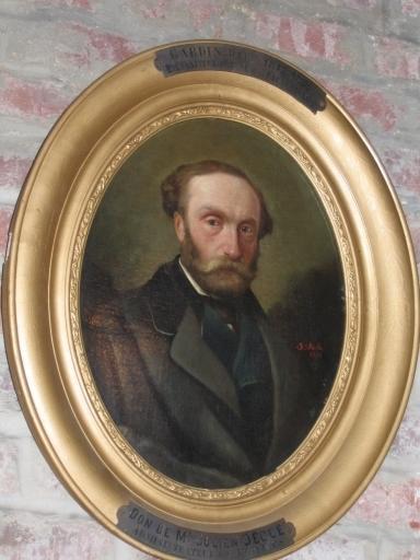 Tableau : Portrait de Jules Gardin