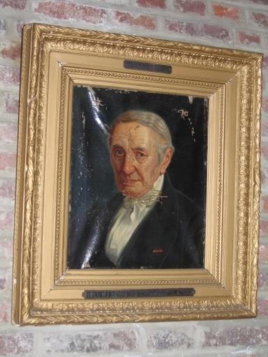 Tableau : Portrait de Jean-Baptiste Joseph Flamme