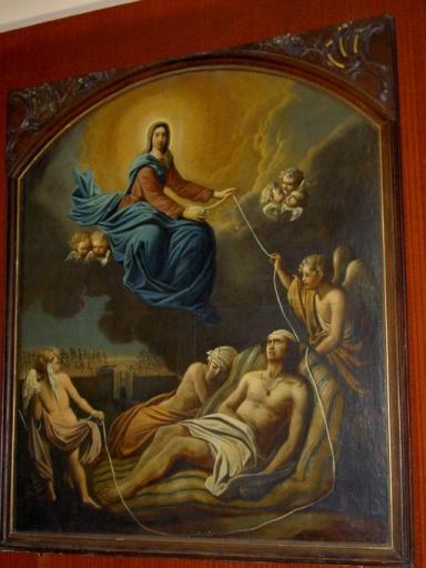 Tableau : Notre-Dame du Saint-Cordon