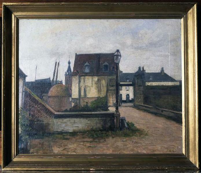 Tableau : Porte du Marais