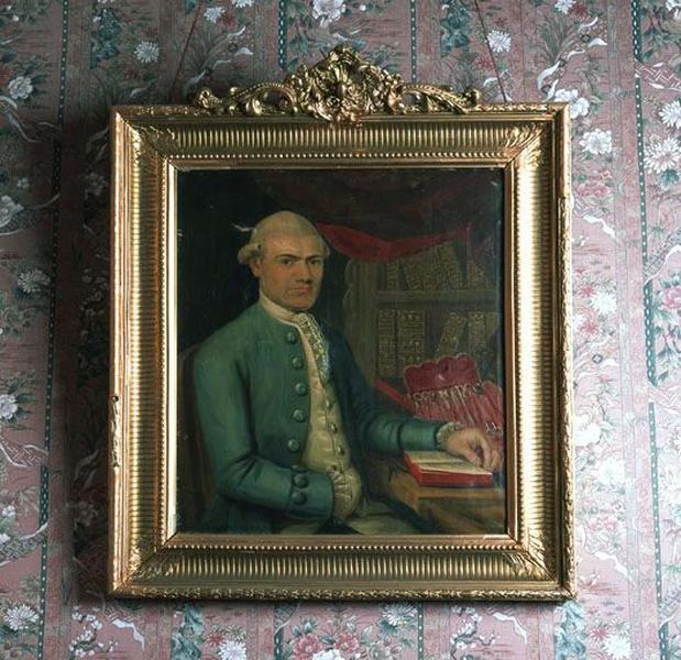 Tableau : Portrait de M. Petit, chirurgien médecin du duc de Croy