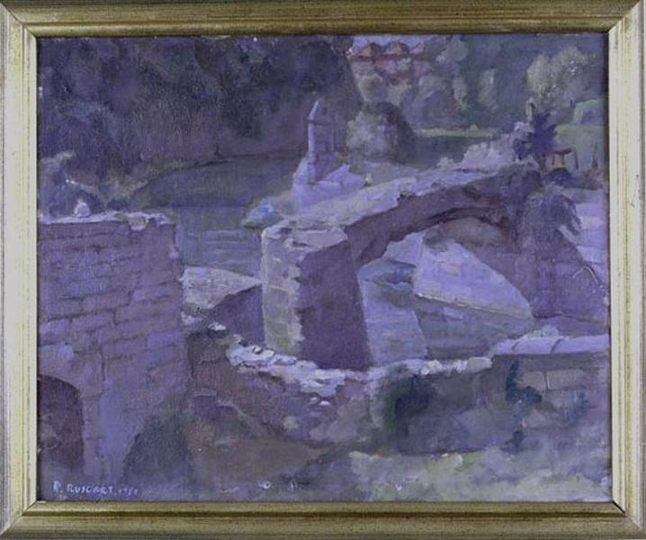 Tableau : Fortifications à Condé