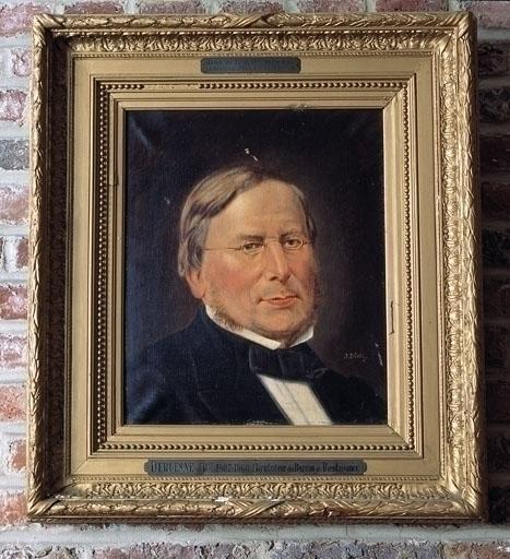 Tableau : Portrait de Jean-Baptiste Deruesne