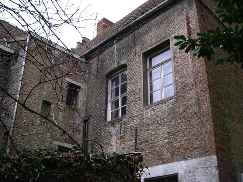 Maison de la corporation des bateliers de Condé, actuellement presbytère
