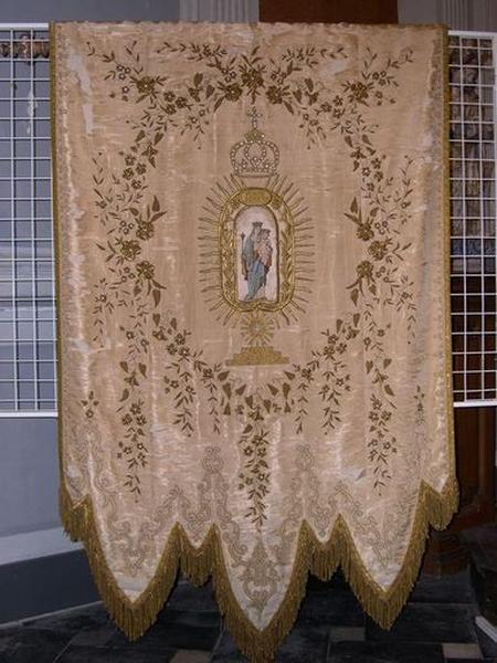 Bannière de Notre-Dame de Foy