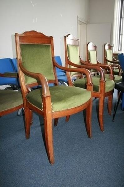 Ensemble de 6 fauteuils