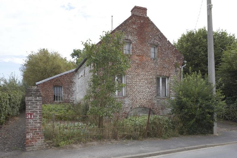 Maison de tisserand, actuellement maison