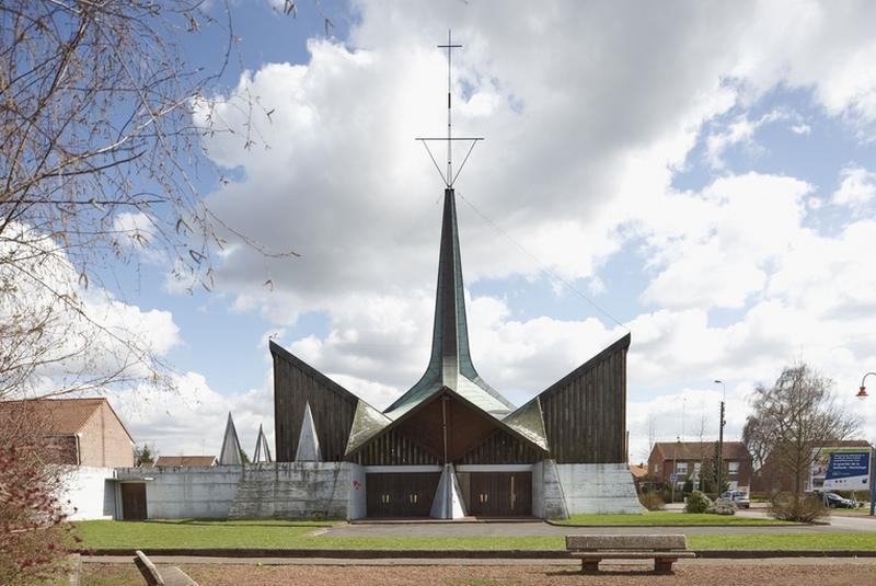 Eglise paroissiale dite chapelle Sainte-Thérèse