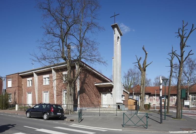 Eglise paroissiale Sainte-Thérèse
