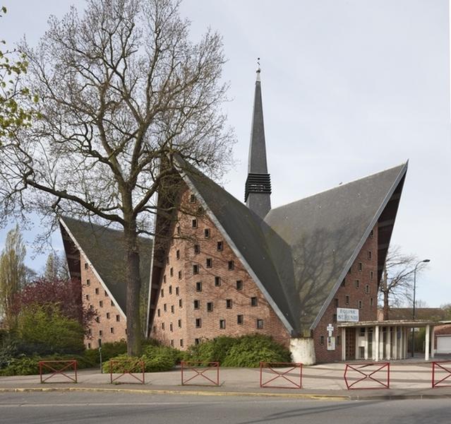 Eglise paroissiale Saint-Henri