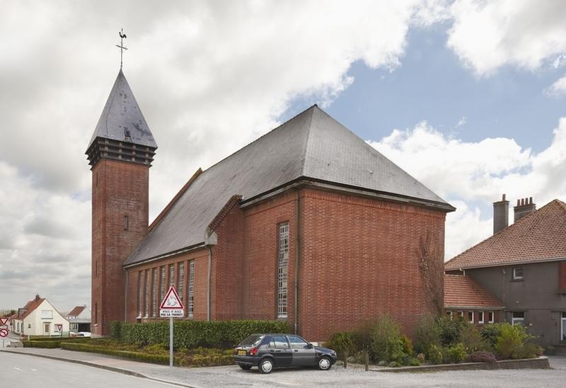 Eglise paroissiale Saint-Jacques