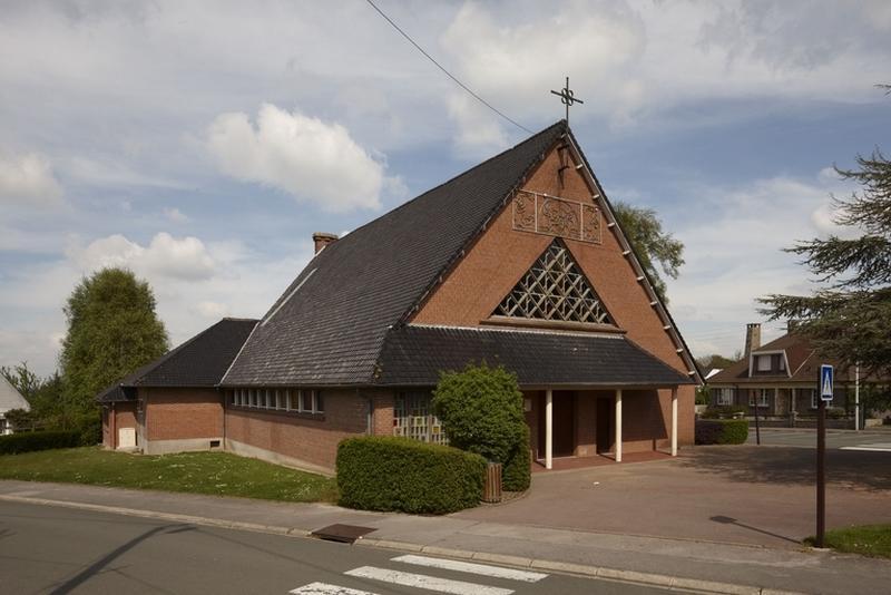 Chapelle Sainte-Croix dite chapelle de la Valeur
