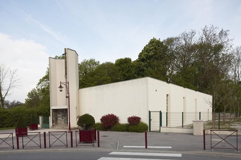 Eglise paroissiale Sainte-Bernadette