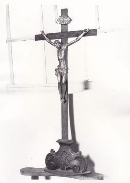 Croix d'autel (oeuvre disparue)