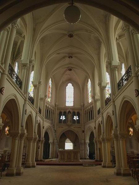 Chapelle Saint-Jean-Baptiste de l'ancien hôpital Saint-Jean