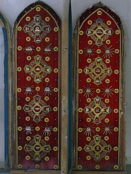 Présentation du mobilier de la chapelle de l'ancien hôpital Saint-Jean-Baptiste