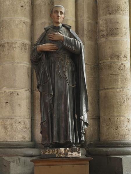 Statue : saint Gérard Majella