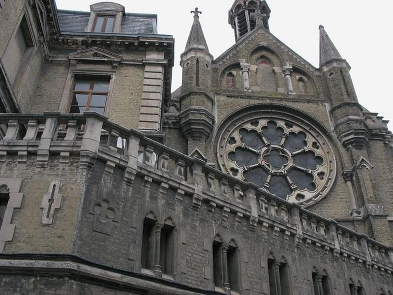 Chapelle du lycée Notre-Dame de Sion