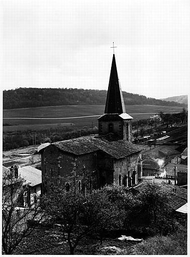 Eglise paroissiale Saint-Hubert