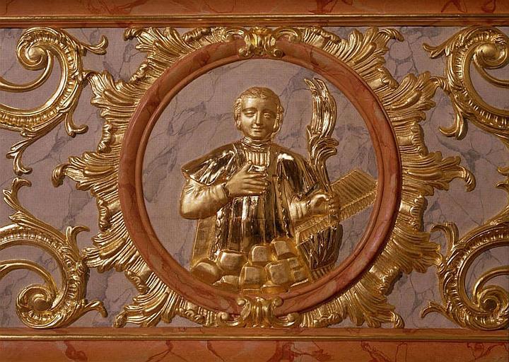 Autel, retable, tabernacle (maître-autel, autel tombeau, retable architecturé)