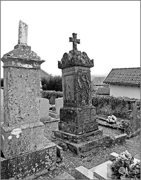 Tombeau de Jean-François Gérard