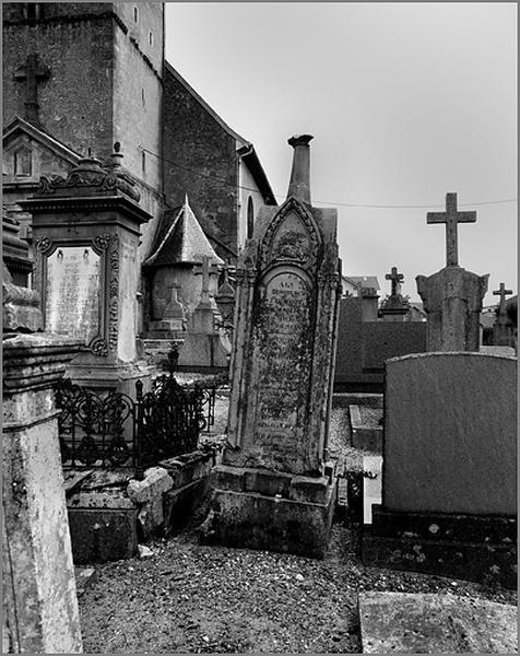 tombeau de la famille David