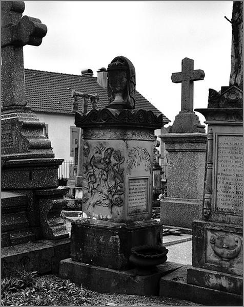 Tombeau de Jean-Baptiste Chotel