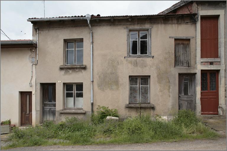 maison d'ouvrier