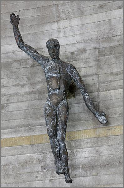 statue : Christ