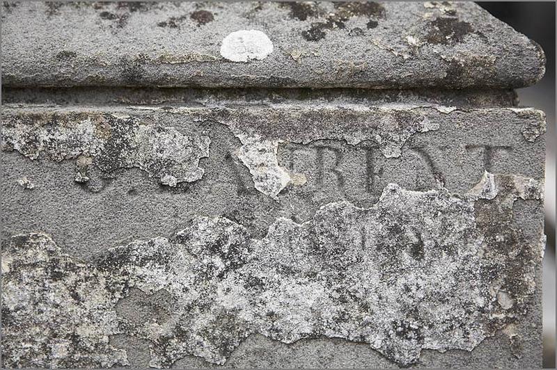 tombeau de la famille Perrin