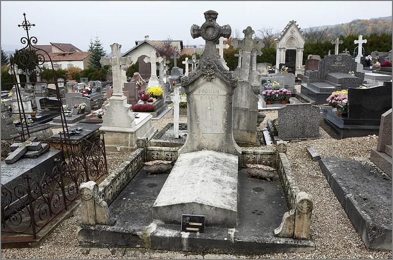 tombeau de la famille Martin