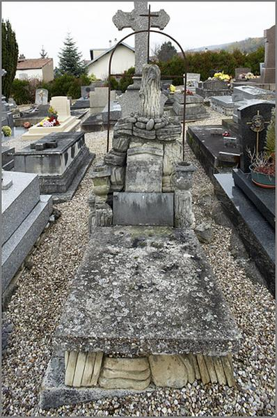 tombeau de la famille Aubriot