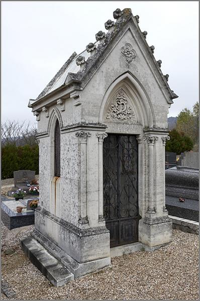 Chapelle funéraire de la famille Lamy-Dusurget