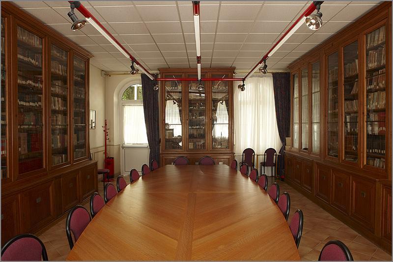 le mobilier du lycée impérial, actuellement lycée Raymond Poincaré