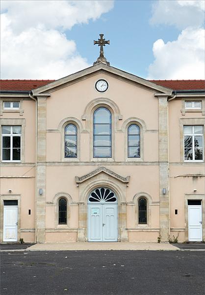 ancienne chapelle du lycée impérial Raymond Poincaré, actuellement salle de spectacle