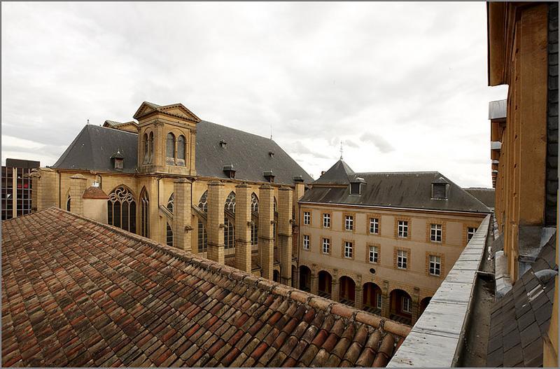 Abbaye Saint-Clément
