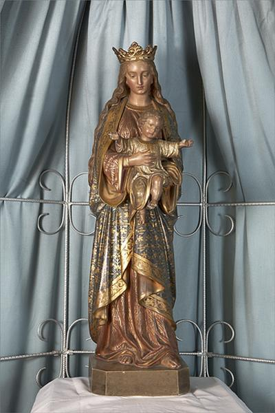 Le mobilier de l'église Saint-Clément