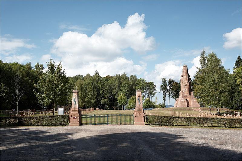 cimetière militaire de la Première guerre mondiale : nécropole nationale