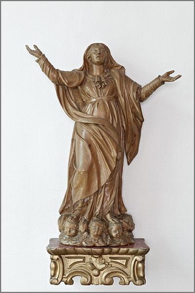 statuette : Assomption