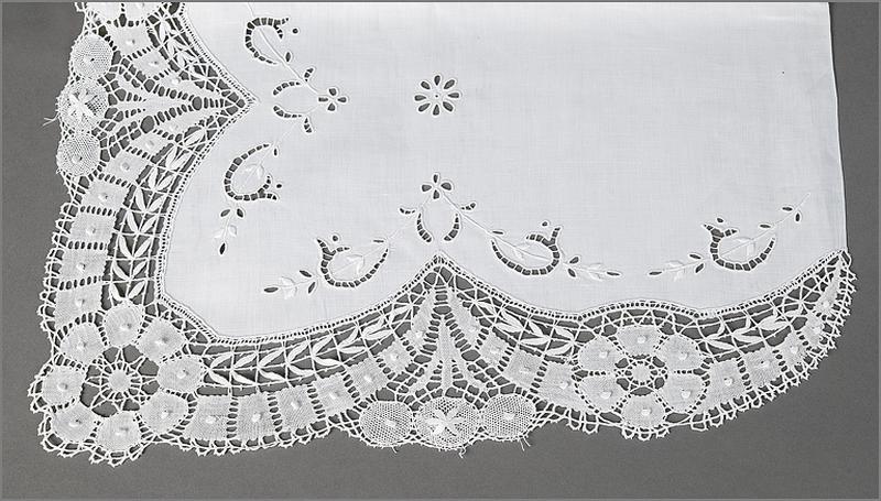 nappe d'autel n° 4
