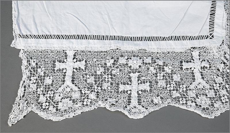 nappe d'autel n° 5