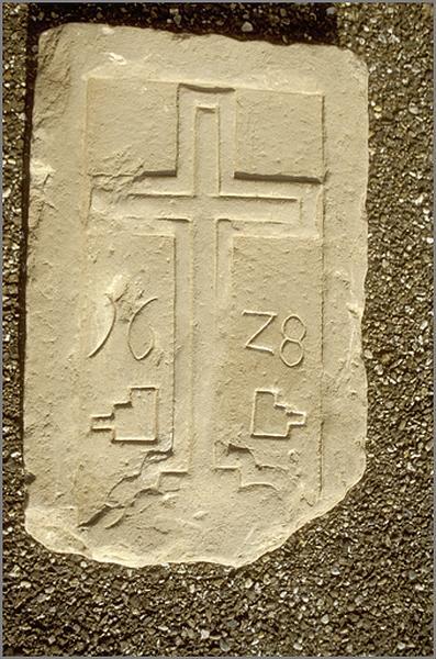 Stèle funéraire n°2