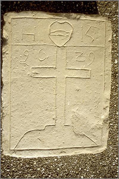 Stèle funéraire n°8