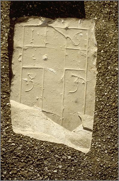 Stèle funéraire n°5