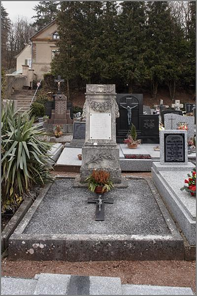 tombeau de la famille Robert