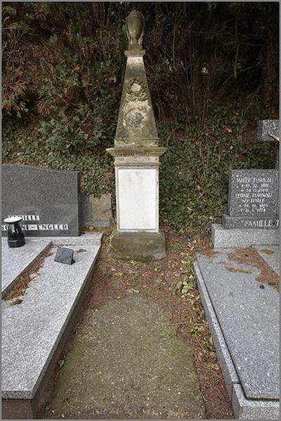 Tombeau de A. Grinewald