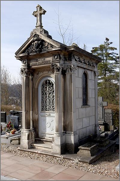 Chapelle funéraire de la famille Bongert