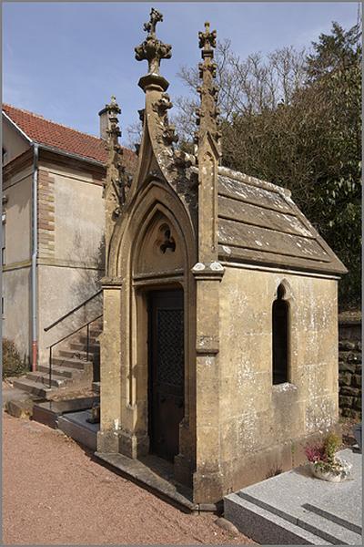 Chapelle funéraire de la famille Laity