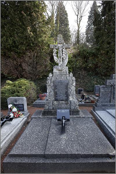tombeau de la famille Solt-Welsch